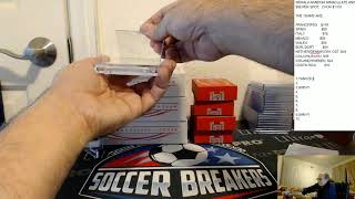 Download 2017-18 PANINI IMMACULATE SOCCER HOBBY 5 BOX CASE SERIAL# BREAK #51, NOV 16, 2017 Video