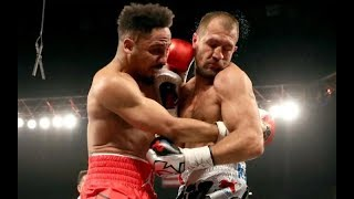 Download Andre Ward vs. Sergey Kovalev II - FULL FIGHT from inside the arena Video