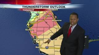 Download Tornado Watches and Severe Weather in Fort Myers Video