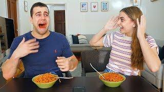 Download Spicy Noodle PRANK on Boyfriend! SHE GOT REVENGE! Video