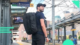 Download Peak Design Travel Backpack Review | 30-45L Pack Perfect For One Bag Travel Video