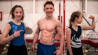 Download ULTIMATE GYMNASTICS CHALLENGE WITH SUBSCRIBERS! | Ep 7 Video