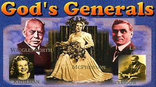 Download God's Generals, Why they Succeeded and Why Others Failed. Video