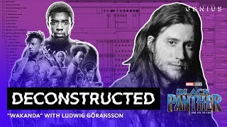 "Download The Making Of ""Wakanda"" With Ludwig Göransson 