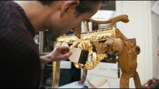 Download The Wallace Collection: A Chair Designed by William Kent - A Conservation Project Video