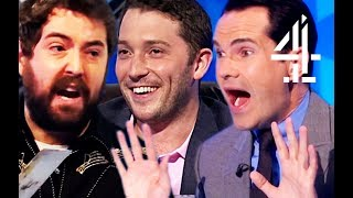 Download WEIRDEST 8 Out Of 10 Cats Does Countdown Romance?! | Best of Dictionary Corner Pt. 1 Video