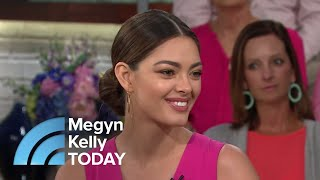 Download Miss Universe Tells The Story Of Fighting Off Attackers: 'I Will Be Unbreakable' | Megyn Kelly TODAY Video