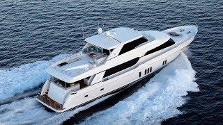 Download Tour the 2018 Ocean Alexander 100 Luxury Yacht Video