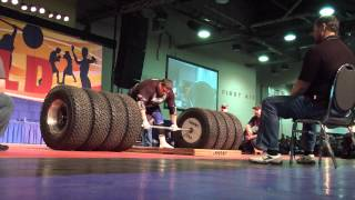 Download World Record Deadlift 1117 pounds Worlds Strongest Man Video