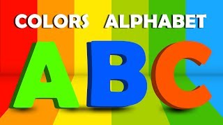 Download Learning Colors, Alphabet and Numbers with Chicks and ABCD Alphabet Song | Happy Snappy TV Video