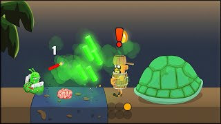 Download Zombie Catchers #15 - Levels 22-23 Video