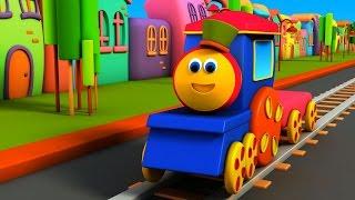 Download 밥 기차와 알파벳여행 | Bob, Alphabet Adventure Video
