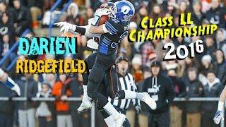 Download Darien 28, Ridgefield 7 - Class ″LL″, CIAC Final (12/11/16) Video