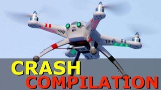 Download DRONE CRASH COMPILATION Video