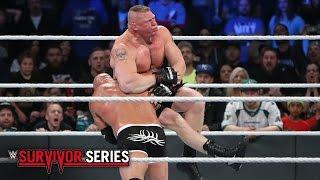 Download Goldberg vs. Brock Lesnar: Survivor Series 2016 on WWE Network Video
