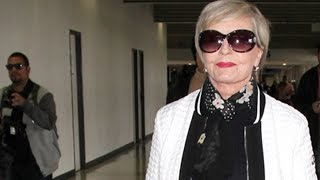 Download Florence Henderson Of The Brady Bunch At LAX Video