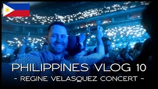 Download Regine Velasquez R30 Concert - PHILIPPINES VLOG 10 Video