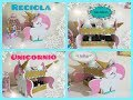Download ORGANIZADOR UNICORNIO (CARTON RECICLADO) Video