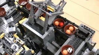 Download Die größte Lego-Maschine der Welt Video