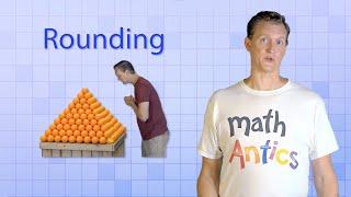 Download Math Antics - Rounding Video