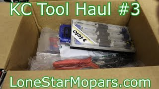 Download KC Tool Haul #3: Stahlwille, Knipex, Gedore, Felo, Wiha, & NWS! Video
