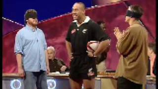 Download Special Guest Sports Star Jonah Lomu - BBC sports comedy Video