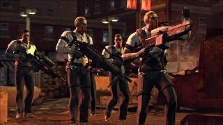 Download XCOM: Enemy Within - Official ″Security Breach″ Trailer Video
