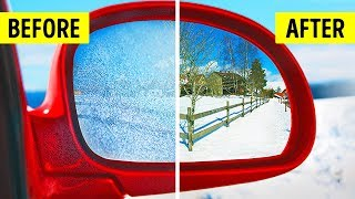 Download 11 Simple Tricks to Protect Your Car in Winter Video