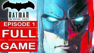 Download BATMAN Telltale EPISODE 1 FULL Gameplay Walkthrough Part 1 No Commentary (BATMAN Telltale Series) Video