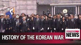 Download South Korea marks 68th anniversary of Korean War Video