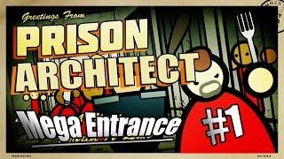 Download Prison Architect - [MEGAMAX! - Part 1] - Mega Entrance Video
