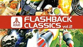 Download Atari Flashback Classics vol. 2: Quick Look Video