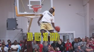 Download Zion Williamson KILLS 360 SCOOP!! His 47 Points Shuts Down Real Deal In The Rock! Video