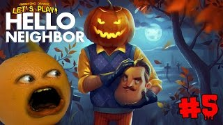 Download Annoying Orange Plays - Hello Neighbor #5: NEW HOUSE! Video