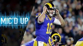 Download Jared Goff Mic'd Up vs. Eagles ″What a battle, man″ | NFL Films Video