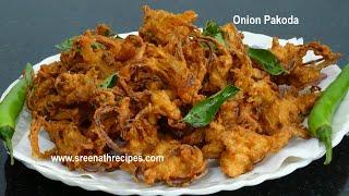 Download Onion Pakoda - (Pyazi) - Tea Time snacks Video