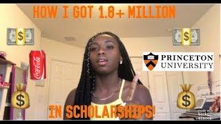Download How I got $1,800,000 in scholarships! Video