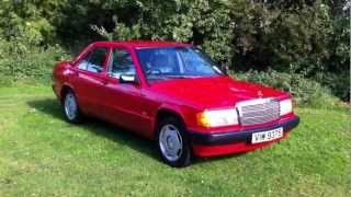 Download Classic Mercedes 190E for sale with mikeedge7 via ebay Video