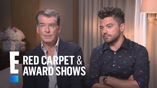 Download Pierce Brosnan Earned a Nickname From ″Mamma Mia 2″ | E! Live from the Red Carpet Video