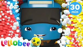Download The Carwash Song   +More Nursery Rhymes and Baby Songs   Kids Songs   Little Baby Bum Video