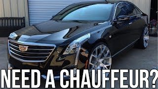 Download 2017 Cadillac CT6 Review!! From A Tall Guys Perspective Video
