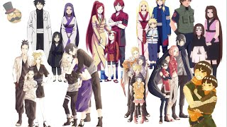 Download Naruto: character's family collection (real & fanart) Video