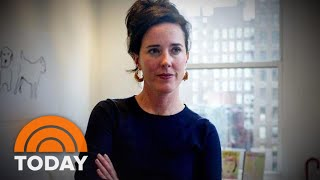Download Kate Spade Struggled With Mental Illness For Years, Her Sister Says | TODAY Video