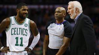 Download Should The Celtics TRADE Kyrie For Kawhi Leonard?! Video