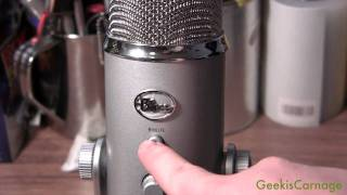 Download Blue Yeti Microphone Unboxing, Overview, and Audio Test Video