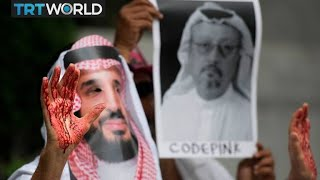 Download 'It was a message by MBS, and it backfired' we speak to experts on Khashoggi's disappearance Video
