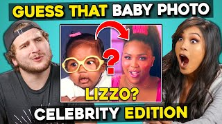 Download Can YOU Guess That Celebrity's Baby Photo? Video