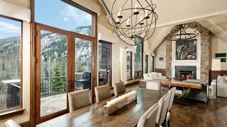 Download Picturesque Family Home in Aspen, Colorado Video