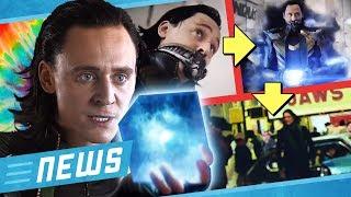 Download Endgame Rätsel gelöst: Dort ist Loki gelandet & Fans hassen Neue Avengers - FLIPPS News Video