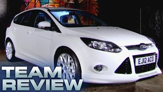 Download Ford Focus 1.0 Ecoboost (Team Review) - Fifth Gear Video